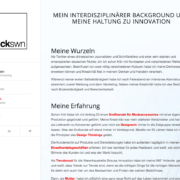 wordpress-agency woogency-referenz-blckswn.de-über