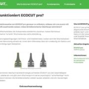 wordpress köln ecocut-pro